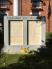 Lowndes County WWI Memorial