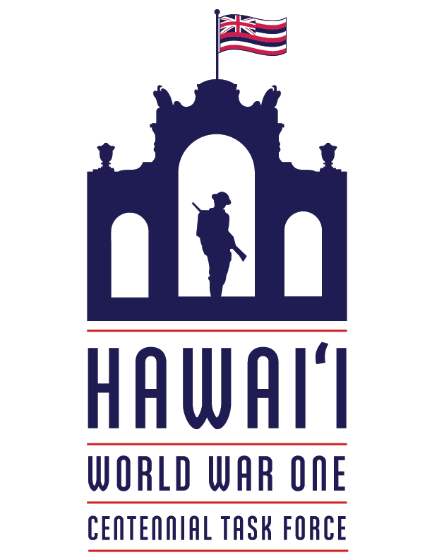 Hawaii WWI Task Force Logo