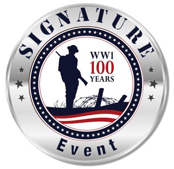 Signature event badge