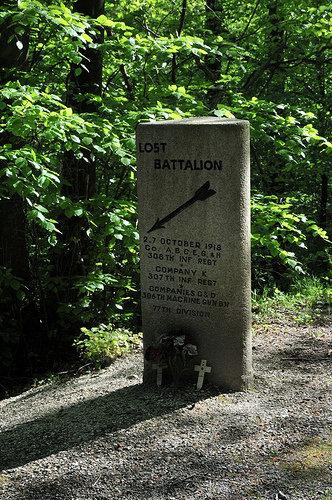 Finding The Lost Battalion Home World War I Centennial