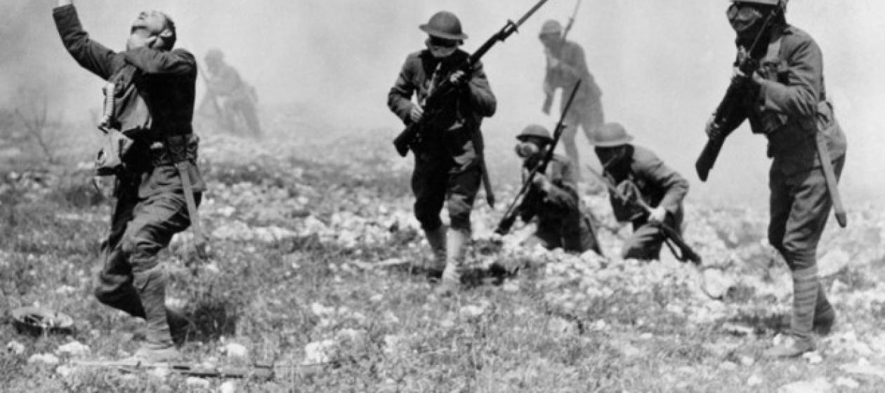 Injuries in World War I - World War I Centennial