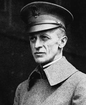 Harvey Cushing 1917