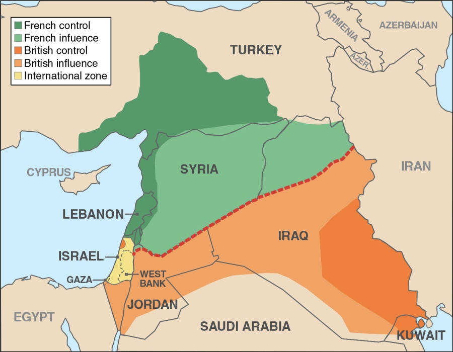 Podcast Article - The Middle East 100 Years ago - World War ...