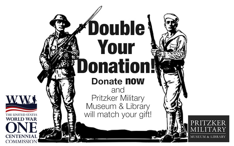 Double your donation
