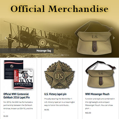 Buy Commemoration Merchandise