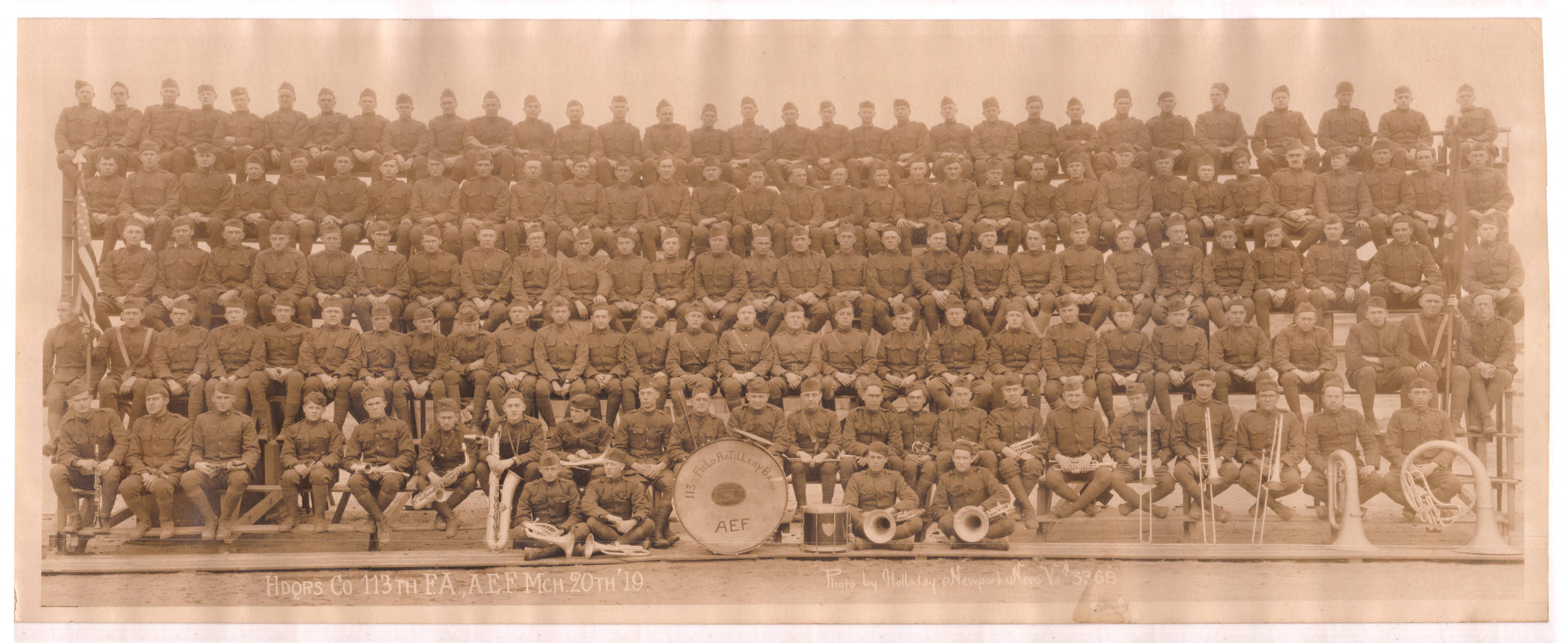 5b915d8a0854c 113th Field Artillery Band