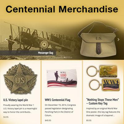 Commemoration Merchandise