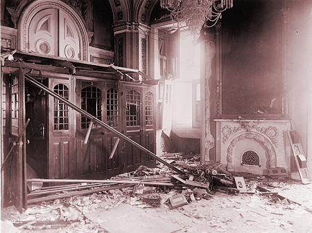 US Senate after the July 2, 1915 Bombing