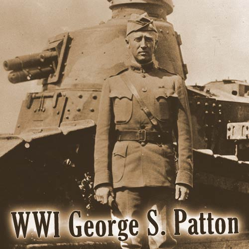 WWI era George S. Patton