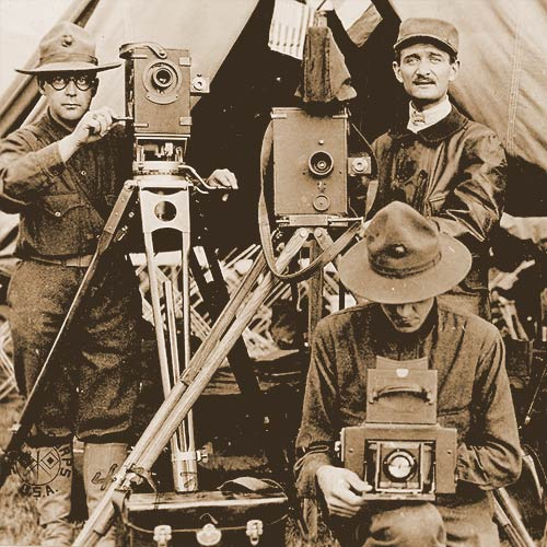 Imaging in WWI