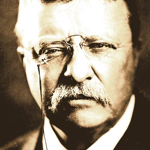 President Teddy Roosevelt dies in January 1919