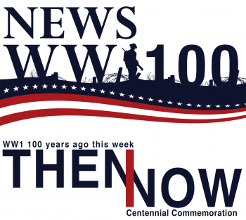 ww1 Centennial News Podcast Logo