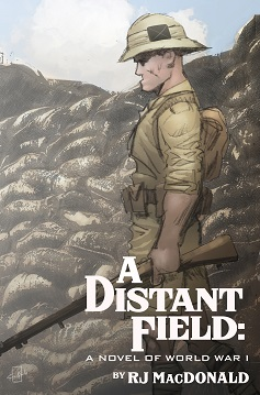 A Distant Field front cover 15