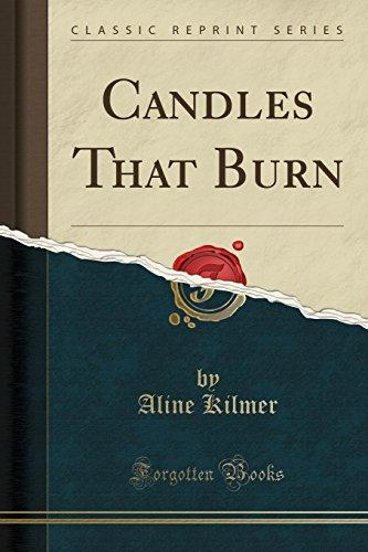 Candles that burn