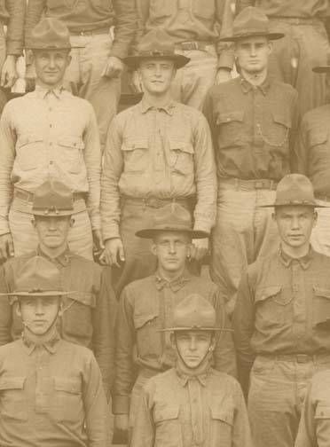 Barack Obama Essay Paper Detail From Photo Of Fitzgerald In  Top Line Middle At Camp  Sheridan Alabama Where He Served In The Th Infantry The Alabama  Pioneers Research Essay Proposal Sample also Good Science Essay Topics F Scott Fitzgerald And Wwi The Crack Up Essays  World War I  Persuasive Essay Topics High School Students