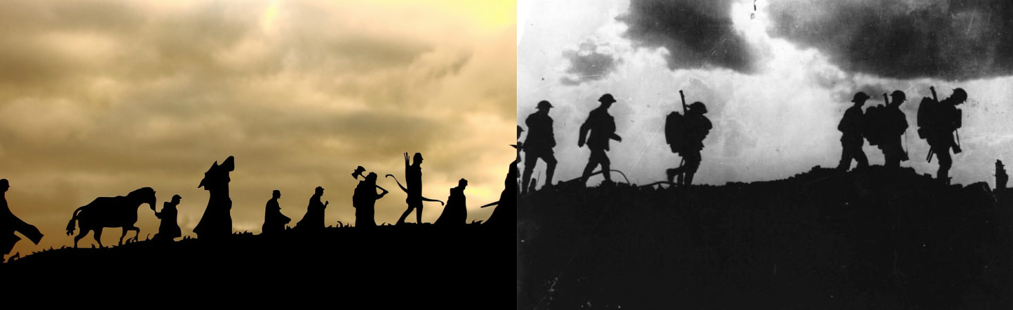 War Without Allegory: WWI, Tolkien, and The Lord of the Rings
