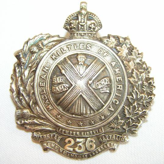 kilties badge