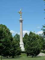 DC Washington. First Division Monument