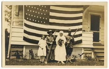 patriots at the farm