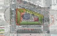 Pershing Park Site Plan